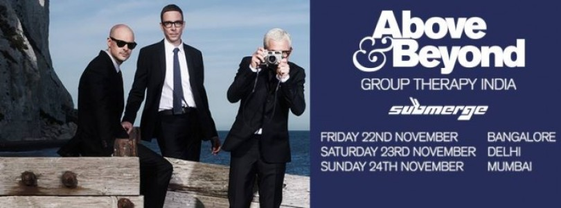 Above & Beyond India Tour