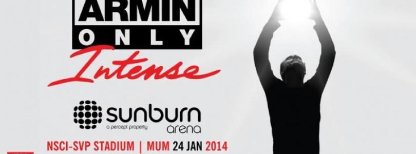 Armin Van Buuren India Tour!