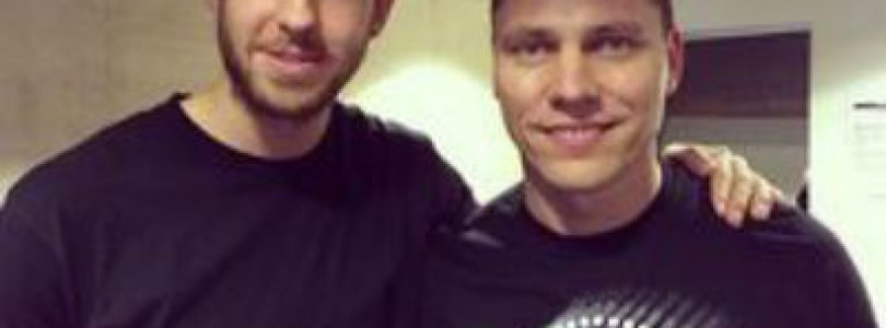 """Go behind the scenes with Tiesto at his """"Greater Than Tour""""!"""
