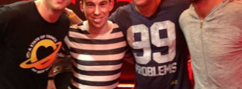 """#News: Hardwell admits that he is """"a bit sick of what's going on in EDM right now""""; hints at debut album!"""