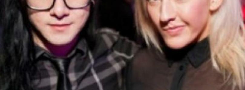 #News: Ellie Goulding premieres collaboration with Skrillex, 'Because'!