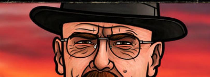 #Preview: ANEVO – Walter White (Kryder's Heisenberg Edit) [Release Date: TBA]