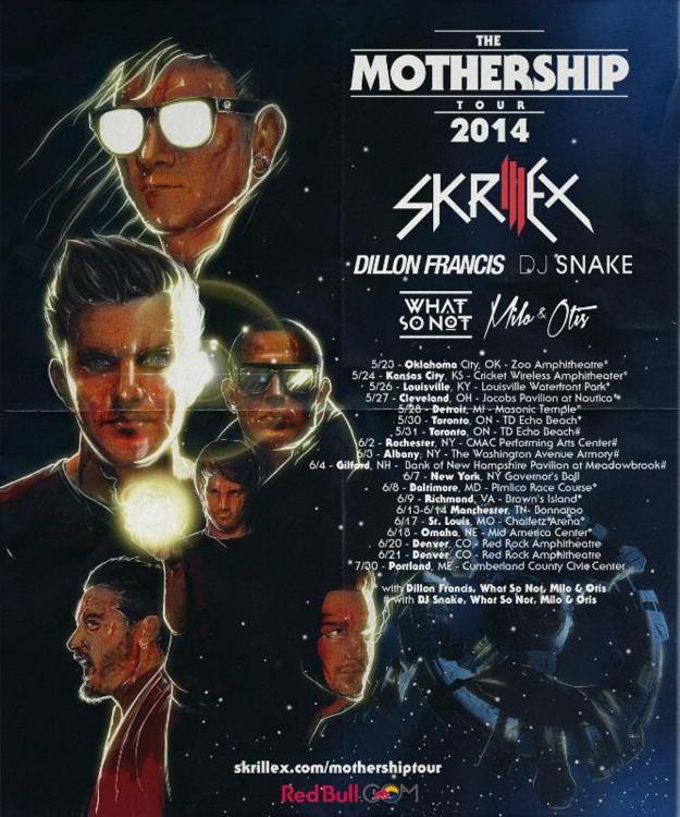 skrillex-mothership-tour-2014
