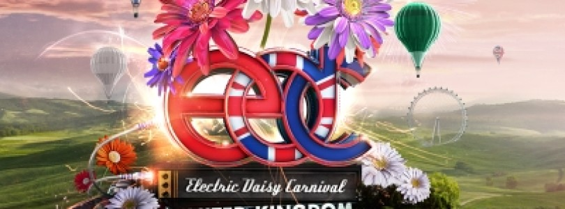 News: Electric Daisy Carnival UK reveals 2014 line-up!