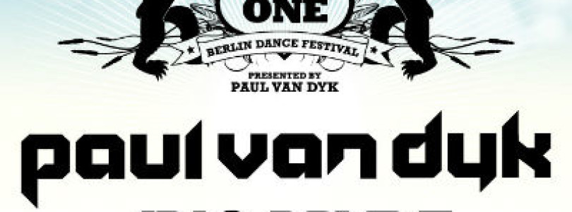 News: Paul van Dyk announces the first round of DJs joining him in the surrounds of Berlin's famous Zitadelle Spandau for the third We Are One Festival!