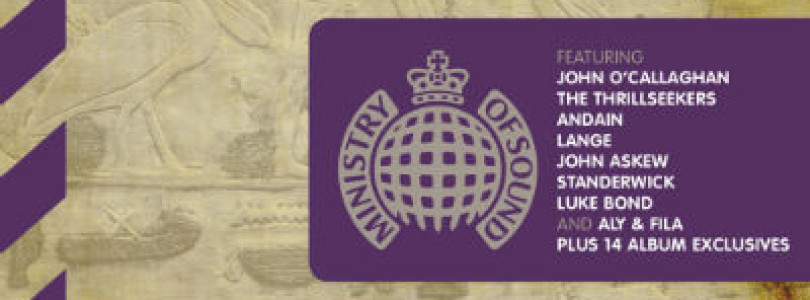 News: Ministry Of Sound Presents Trance Nation Mixed By Aly & Fila Released May 26th!