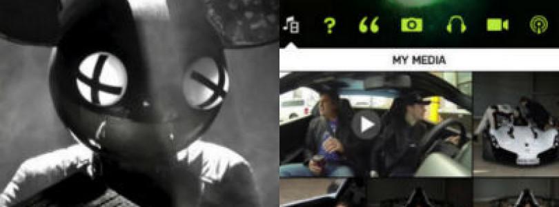 News: Deadmau5 Live on iPhone!