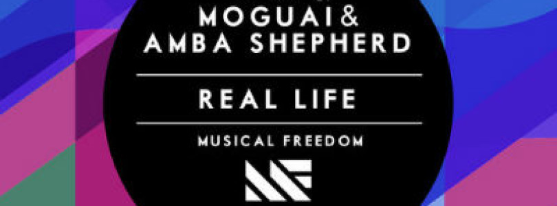 Preview: TST & MOGUAI & AMBA SHEPHERD – Real Life (Original Mix) [Available July 14]