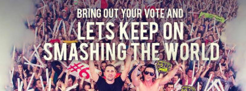 DJ MAG TOP 100, 2014: Dimitri Vegas & Like Mike – DID WE SMASH 2013?