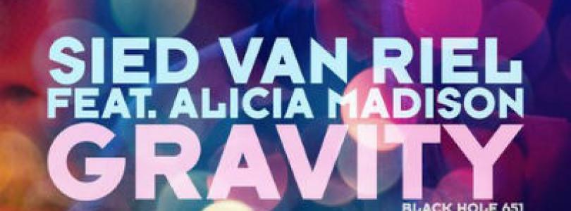 New Release: Sied van Riel & Alicia Madison – Gravity (Original + Remixes) [Black Hole Recordings]