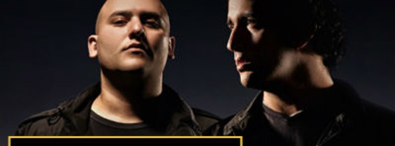 The October Shore: Our Artist Of The Month for October 2014, Aly & Fila!