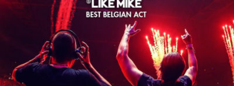 Dimitri Vegas & Like Mike win 'Best Belgian Act' at MTV's EMA's – voting now open for 'Best European Act'