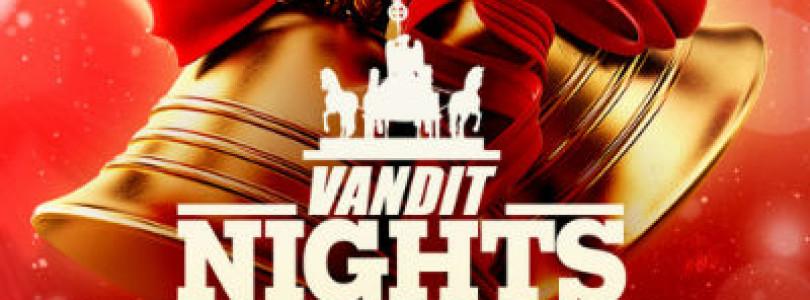 Paul Van Dyk pres. VANDIT Winter Nights + New single: 'Only In a Dream'!