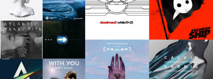 T.H.E Top 10 Electronic Dance Music Albums of 2014