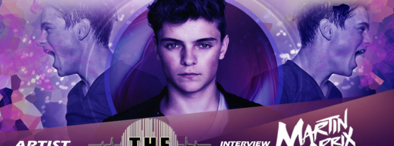 T.H.E Interview – Martin Garrix