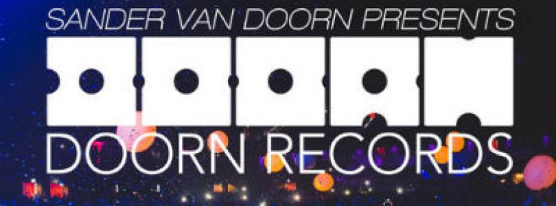 Sander van Doorn presents Doorn Records' New Years EP [Available January 5]