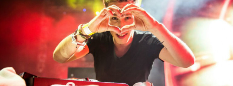 Nicky Romero Remixes One Direction!
