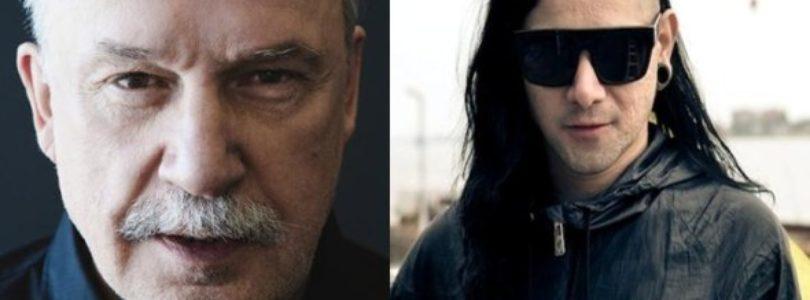 Skrillex & Giorgio Moroder Working On Tron Soundtrack!