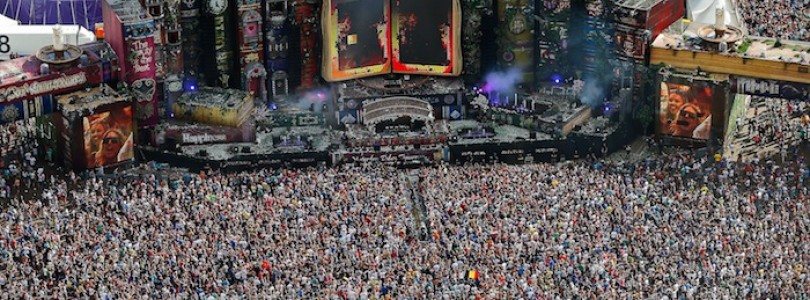 Tomorrowland Sells Out Completely!