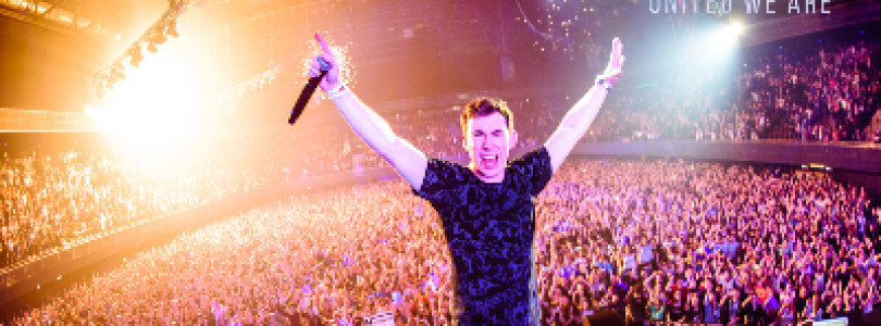 Hardwell releases 'United We Are' Ziggo Dome live set in celebration of reaching 2 Million Twitter followers