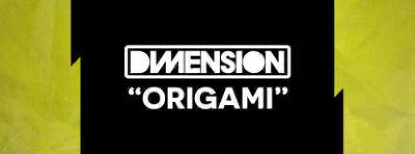 Dimension – Origami (Original Mix) [Flashover Recordings]