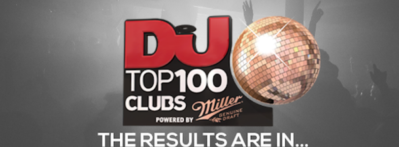 DJ Mag's Top 100 Clubs List Revealed