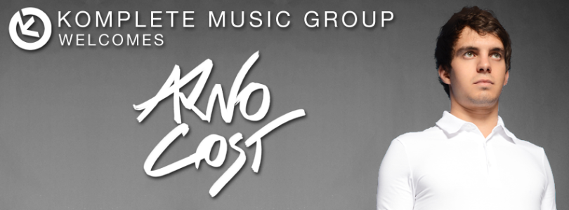 French Heavyweight DJ and Producer Arno Cost joins Komplete