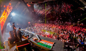 Review: Smirnoff Experience with Knife Party