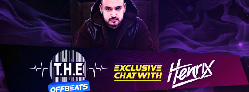 T.H.E Offbeats – Exclusive Chat With Henrix