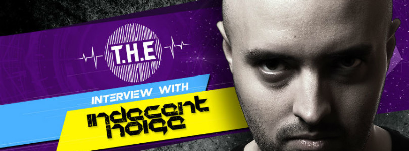T.H.E Interview – Indecent Noise