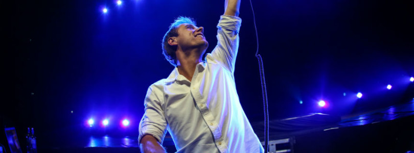 Armin van Buuren Teases New Production Technology
