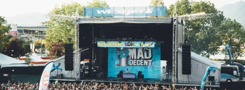 Mad Decent Announces Block Party 2015