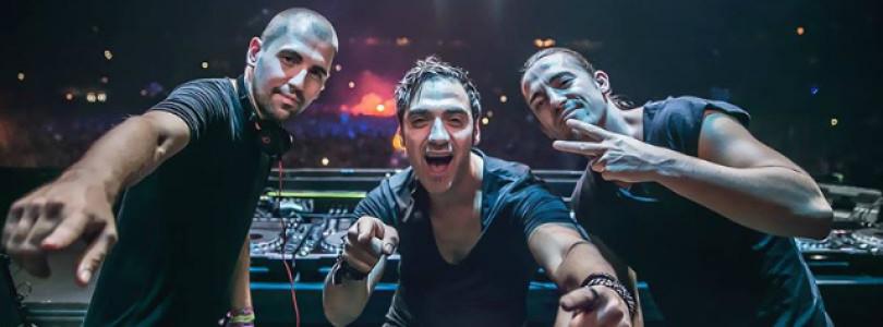 Dimitri Vegas & Like Mike vs Ummet Ozcan – The Hum (Official Music Video)