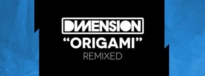 Dimension – Origami (The Remixes) [Flashover Trance]