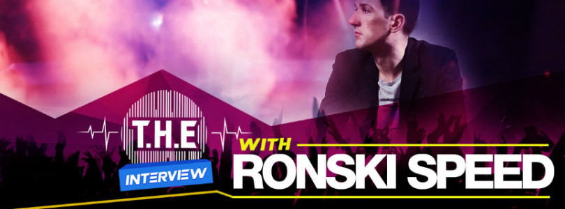 T.H.E Interview – Ronski Speed