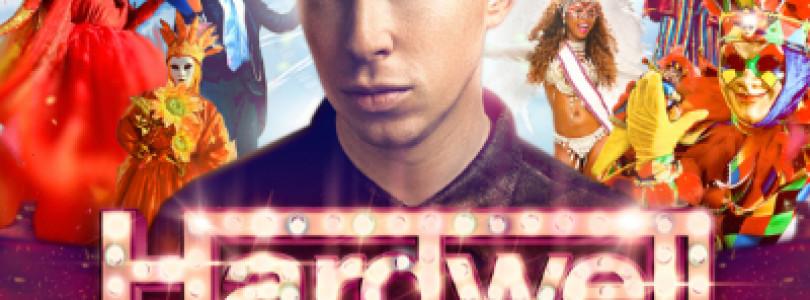 Hardwell returns to Ushuaïa Ibiza with – 'Hardwell's Carnival'