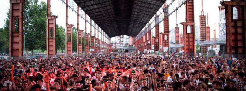 Kappa Futur Festival Complete Full Line Up
