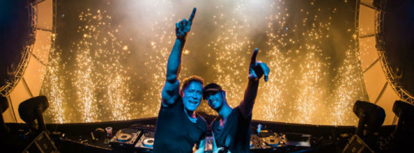 A State Of Trance Festival, Asia – Backstage Interview with Cosmic Gate