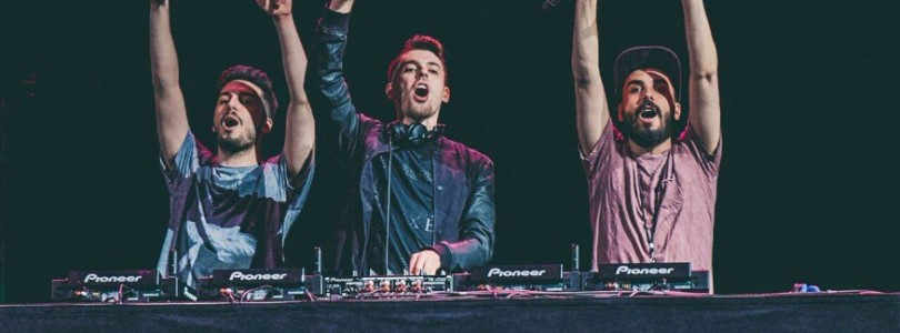 Cash Cash and Tritonal unveil Fall North American 'Untouchable Tour