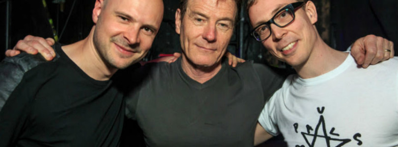 Above & Beyond get 'Walter White' to hit Play & Close EDC