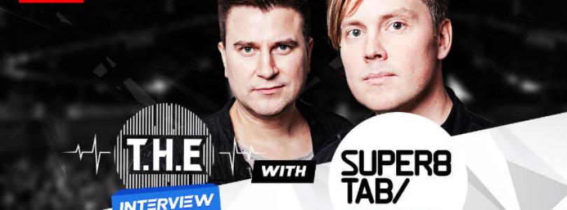 T.H.E Interview – Super8 & Tab