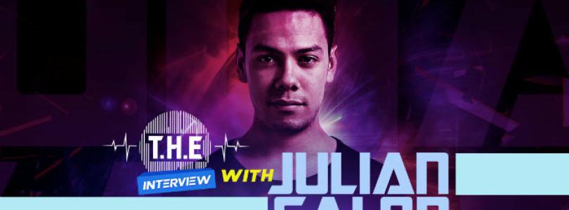 T.H.E Interview – Julian Calor