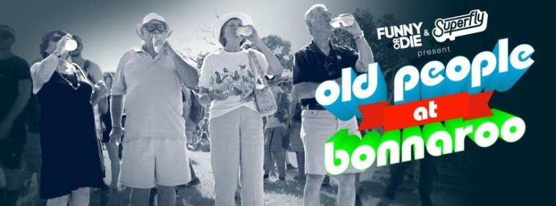 Old People at Bonnaroo
