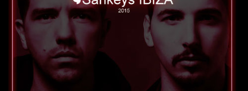 Sankeys: The Redlight Ibiza 2015 [Get Twisted Records]
