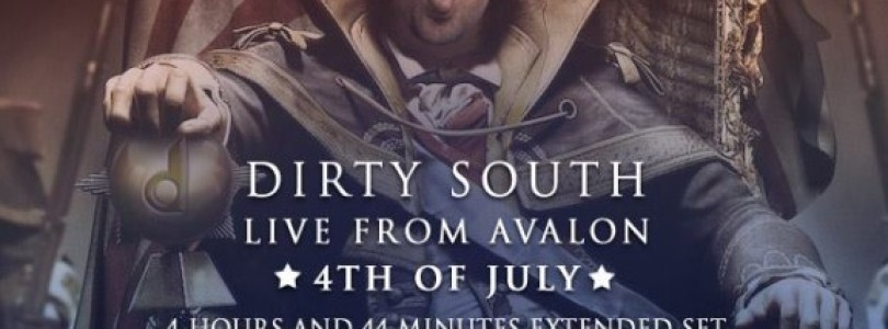 Dirty South releases 4444 set from Avalon