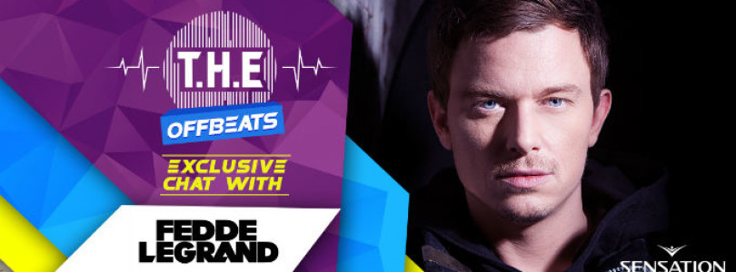 T.H.E Offbeats – Exclusive Chat With Fedde Le Grand