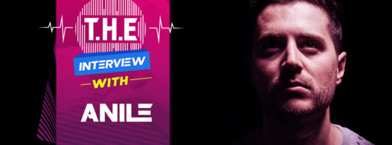 T.H.E Interview – Anile