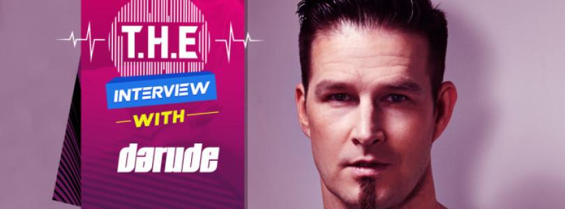 T.H.E Interview – Darude