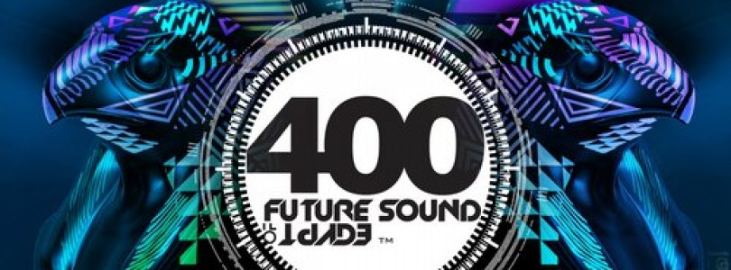 Future Sound Of Egypt 400  (mixed by Aly & Fila, Standerwick & Bjorn Akesson) [Armada Music Bundles]