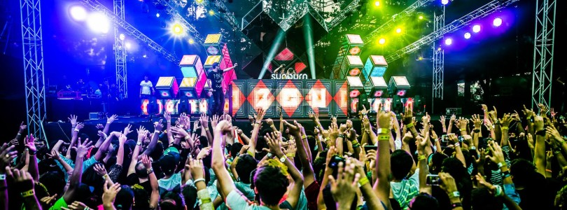 Sunburn Festival announce city festival dates and lineup